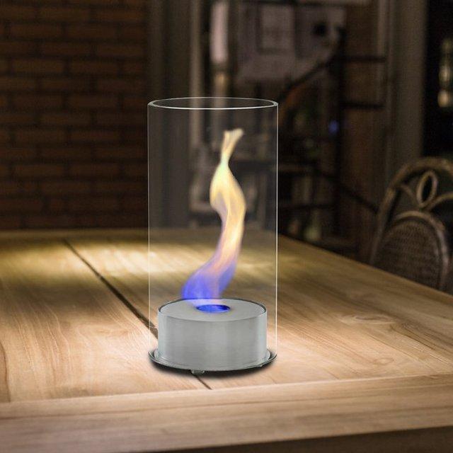 Juliette Tabletop Fireplace by Eco-Feu