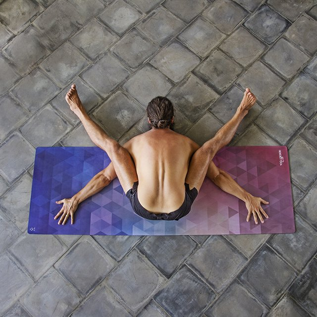 Tribeca Love Combo Mat by Yoga Design Lab