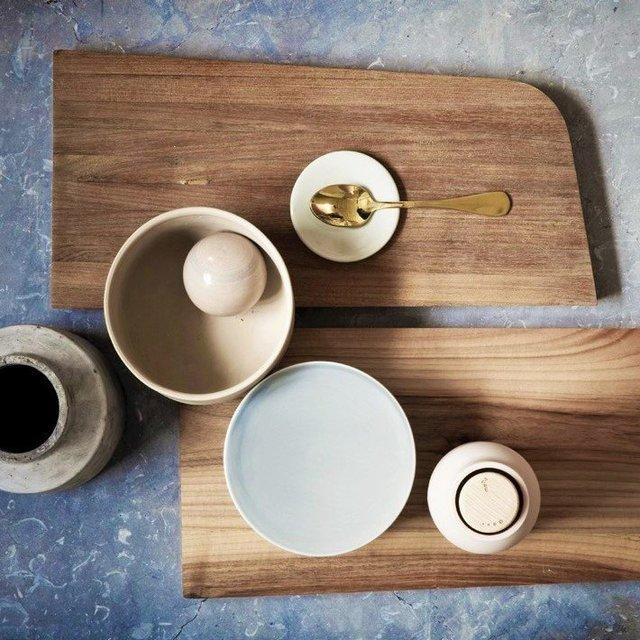 Tilt Oak Cutting Board