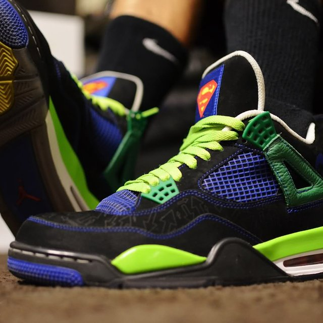 Air Jordan 4 Retro DB Doernbecher