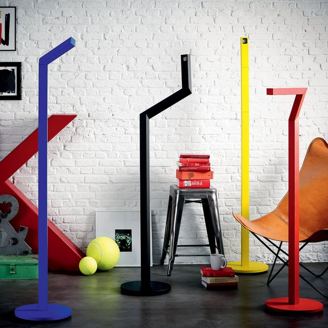 Nick-Knack Floor Lamp