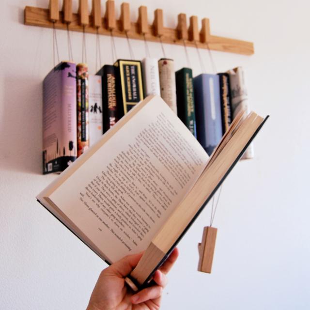 Agustav Book Rack