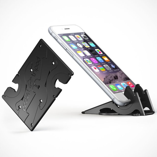 Pocket iPhone Stand