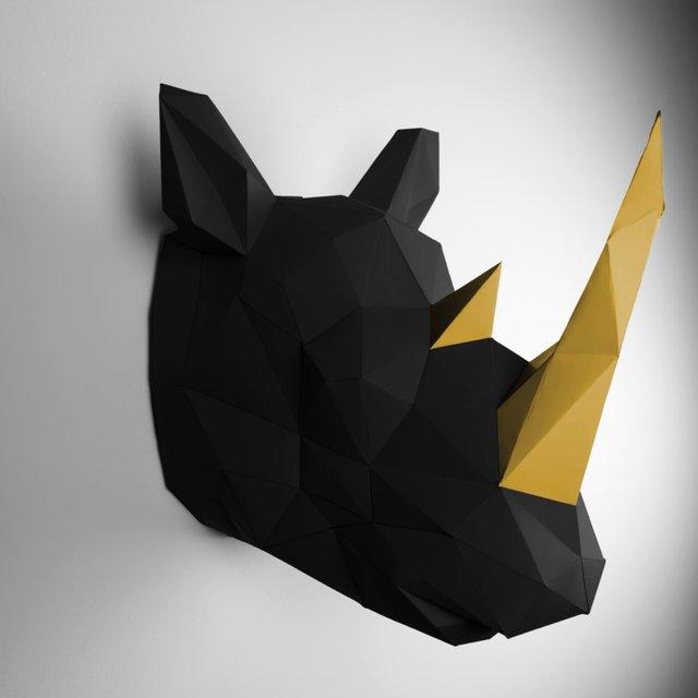 Black Rhino Papertrophy