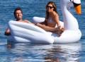 GoFloats Inflatable Swan