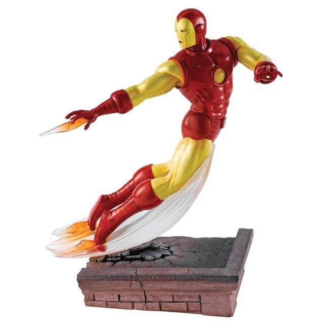 Limited Edition Iron Man Figurine