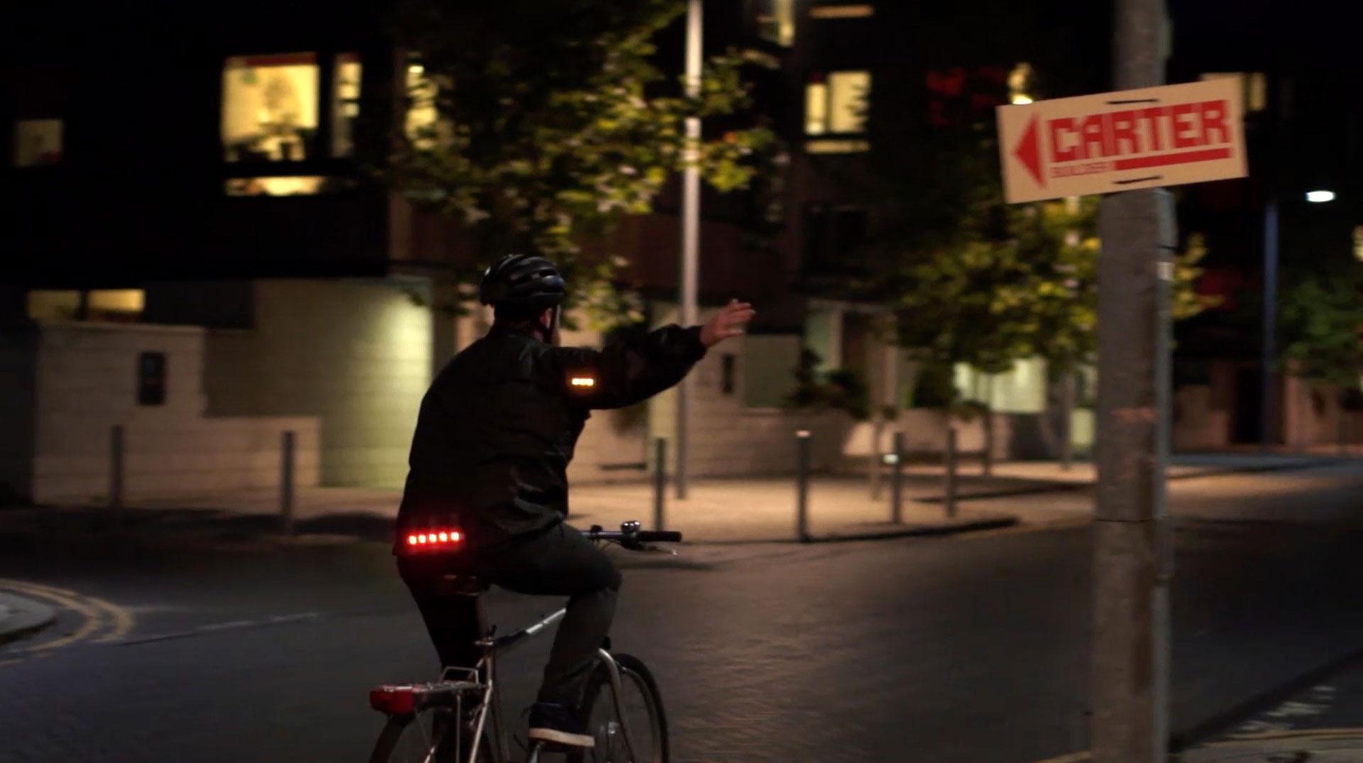 Visijax Commuter Cycle Jacket