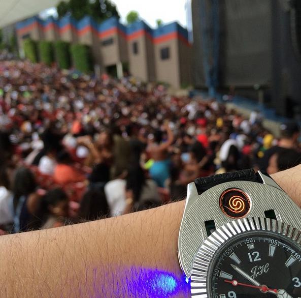Time Burner Watch