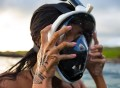 H20 Ninja Full Face Snorkel Mask