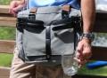 Hidden Spigot Messenger Beverage Bag