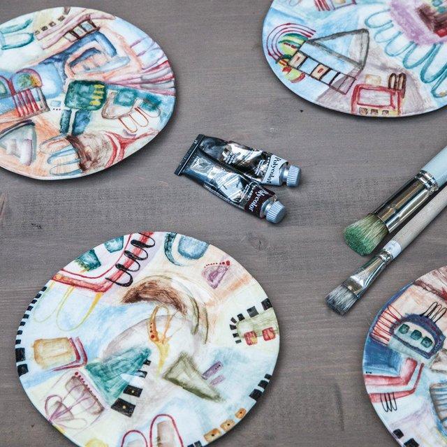 Vivace Handmade Plates