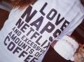 Naps, Netflix, Coffee T-Shirt