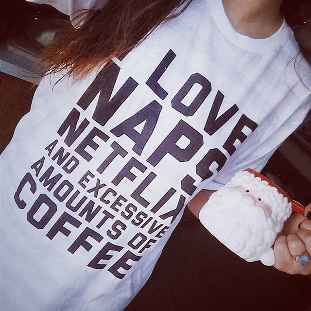 Naps, Netflix, Coffee T-Shirt