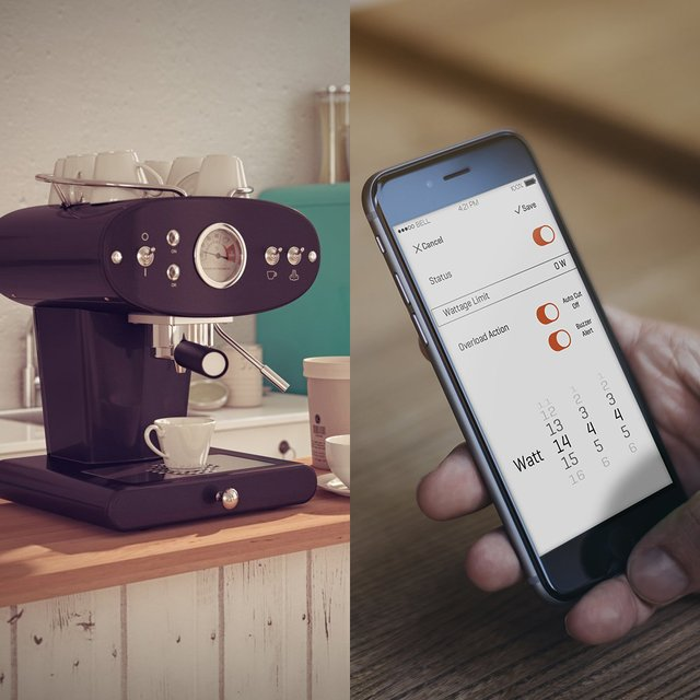OORT SmartSocket BLE Enabled Smart Plug