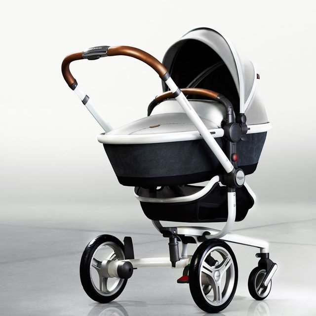 Silver Cross Surf Aston Martin Edition Stroller