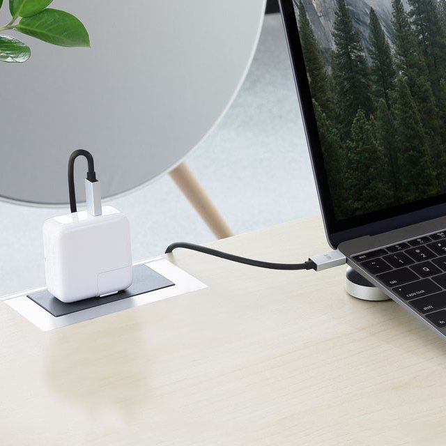 USB Pollen Blocker by Thanko