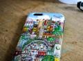 Midtown NYC Fazzino iPhone 6/6s Case