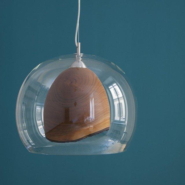Teca Pendant Lamp
