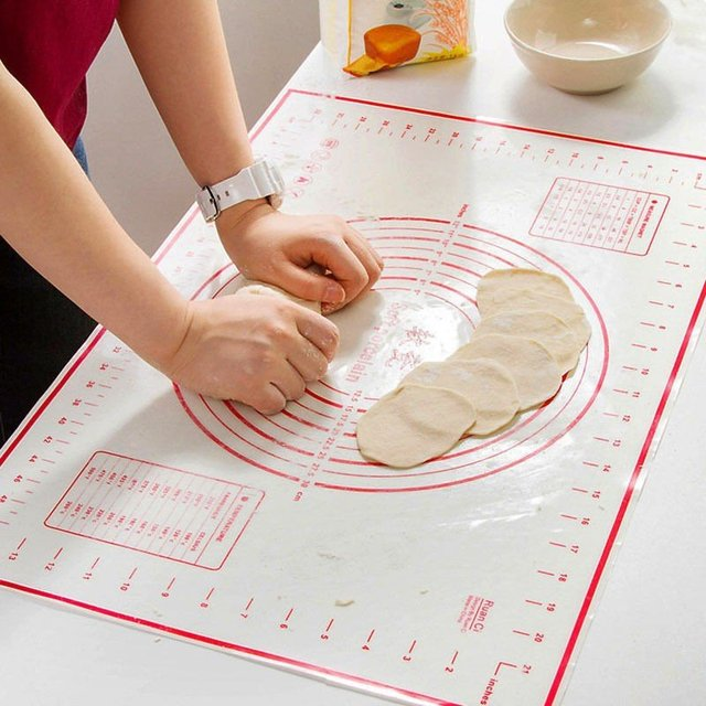 Pastry Measurement Mat