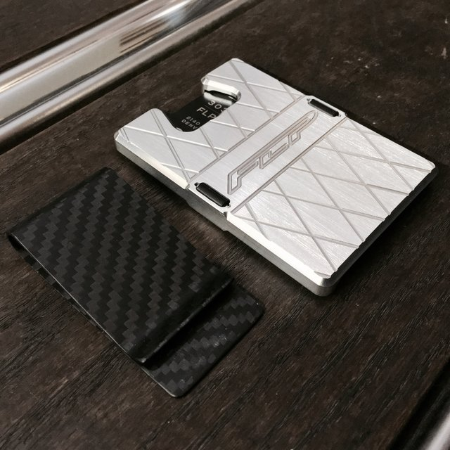 FLP CLIP Multi-Purpose Money Clip/Wallet
