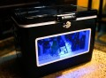 LED Party Cooler with Window