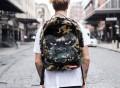 Camo Gorilla Backpack