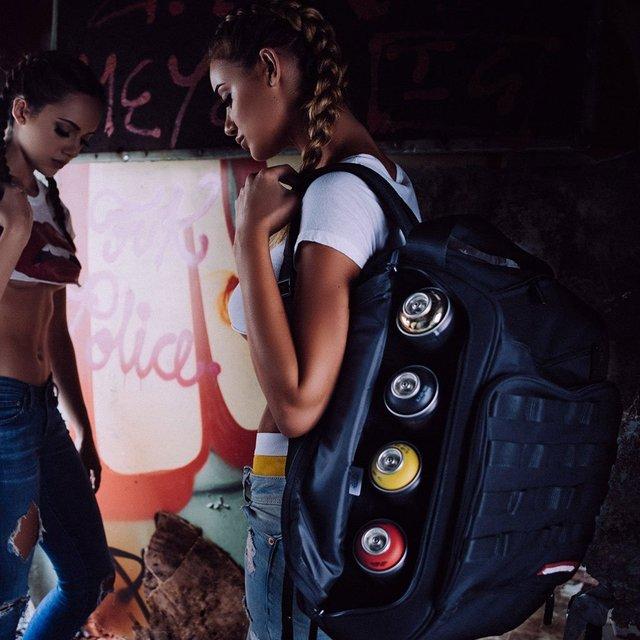 Graffiti Utility Backpack by Sprayground
