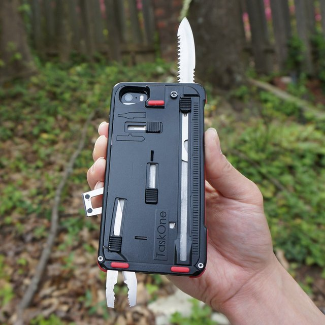 TaskOne G3 iPhone Multi Tool Case