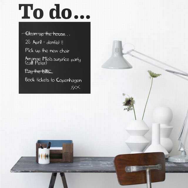 To Do Wall Decal