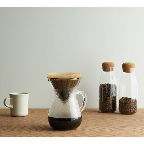 H.A.N.D. Coffee Carafe Set