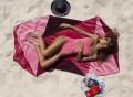 Vertty Beach Towel in Savvy