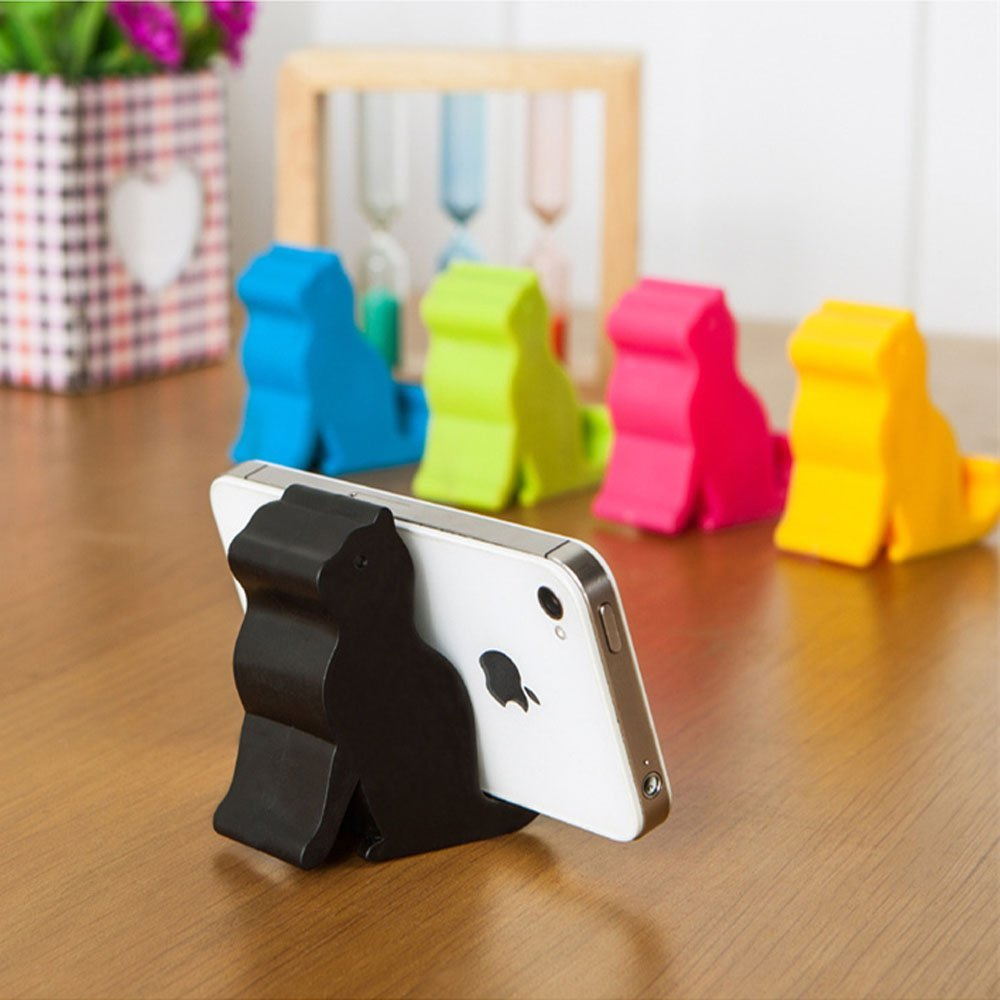 Mini Cat Shape Cute Phone Stand