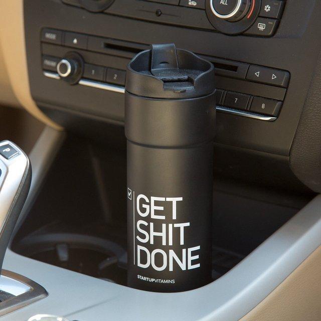 Get Sh*t Done Travel Mug