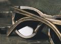 Belmont Distressed Dark Walnut Sunglasses by Shwood
