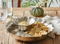 Grape Leaf Chip/Dip Set by Tozai