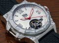 Reign Hapsburg Men's Automatic Watch with 316L Stainless Steel Case and 36 Hour Power Reserve
