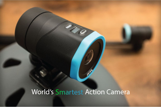 Revl Arc – The World's Smartest Action Camera