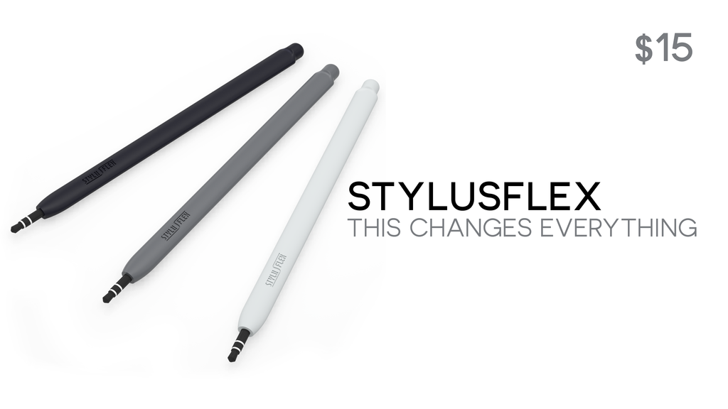 StylusFlex: Limitless Possibilities w/ your iPhone & Android