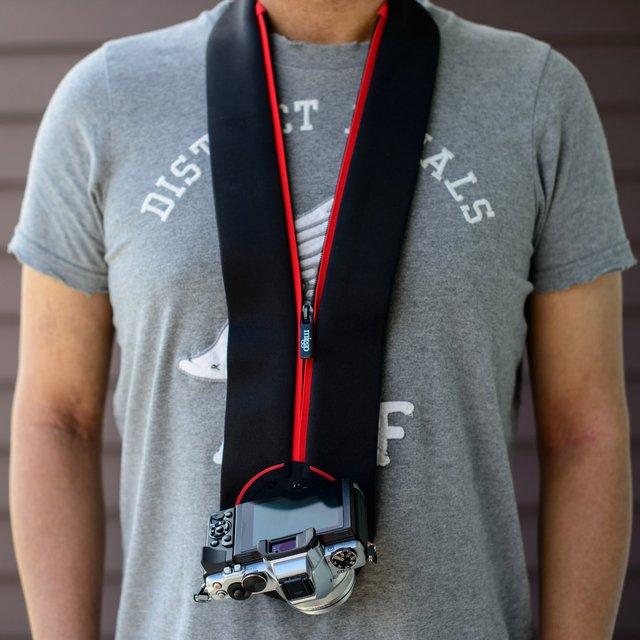 Camera Strap & Protective Case Wrap by Miggo