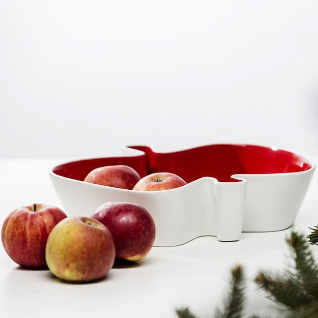 Apple Serving Bowl by Sagaform