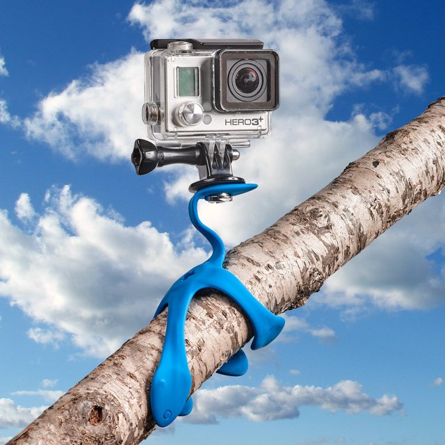 Miggo Splat Flexible Tripod for Go-Pro and Action Cameras