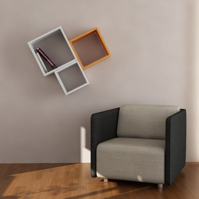 Kutugen Wall Shelf