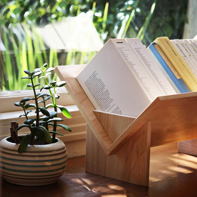 Tabletop Bookshelf Bookcase