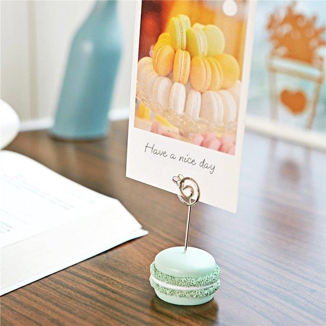 Macaron Note Holder
