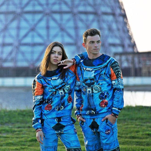 Vintage Astronaut Space Suit by Fusion