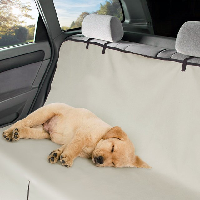 Auto Waterproof Green Pet Seat Cover