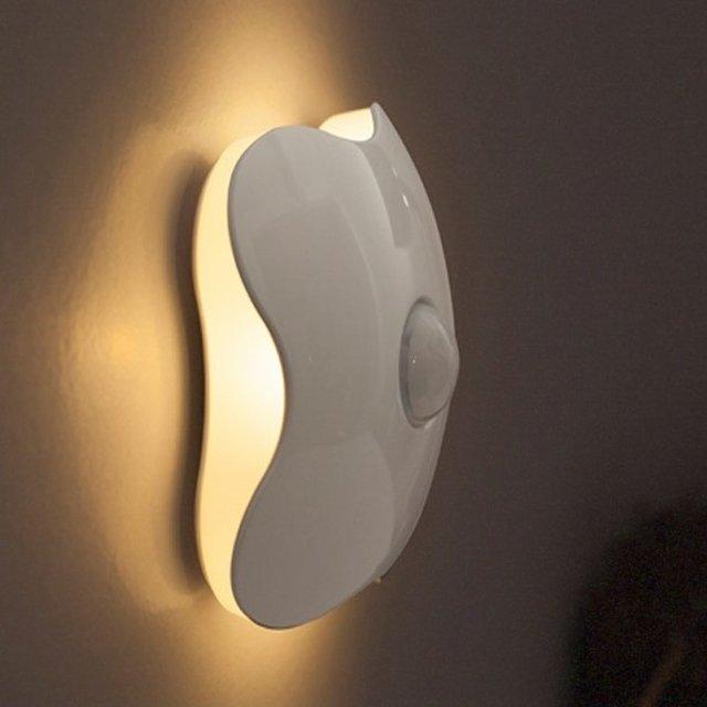 Clover Body Sensor Nightlight
