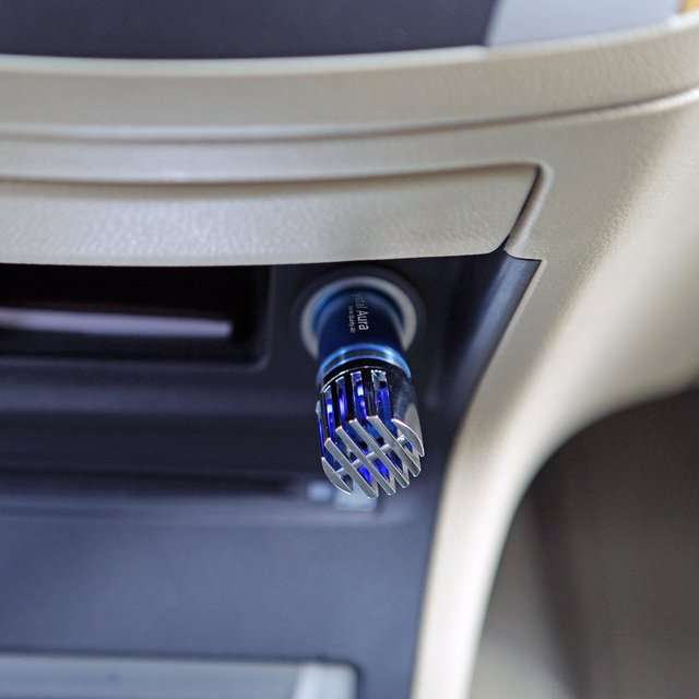 Blue Original Car Air Purifier