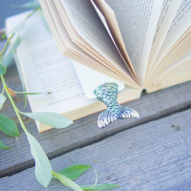 Mermaid Tail Bookmark