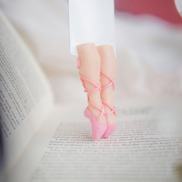 Ballerina Bookmark